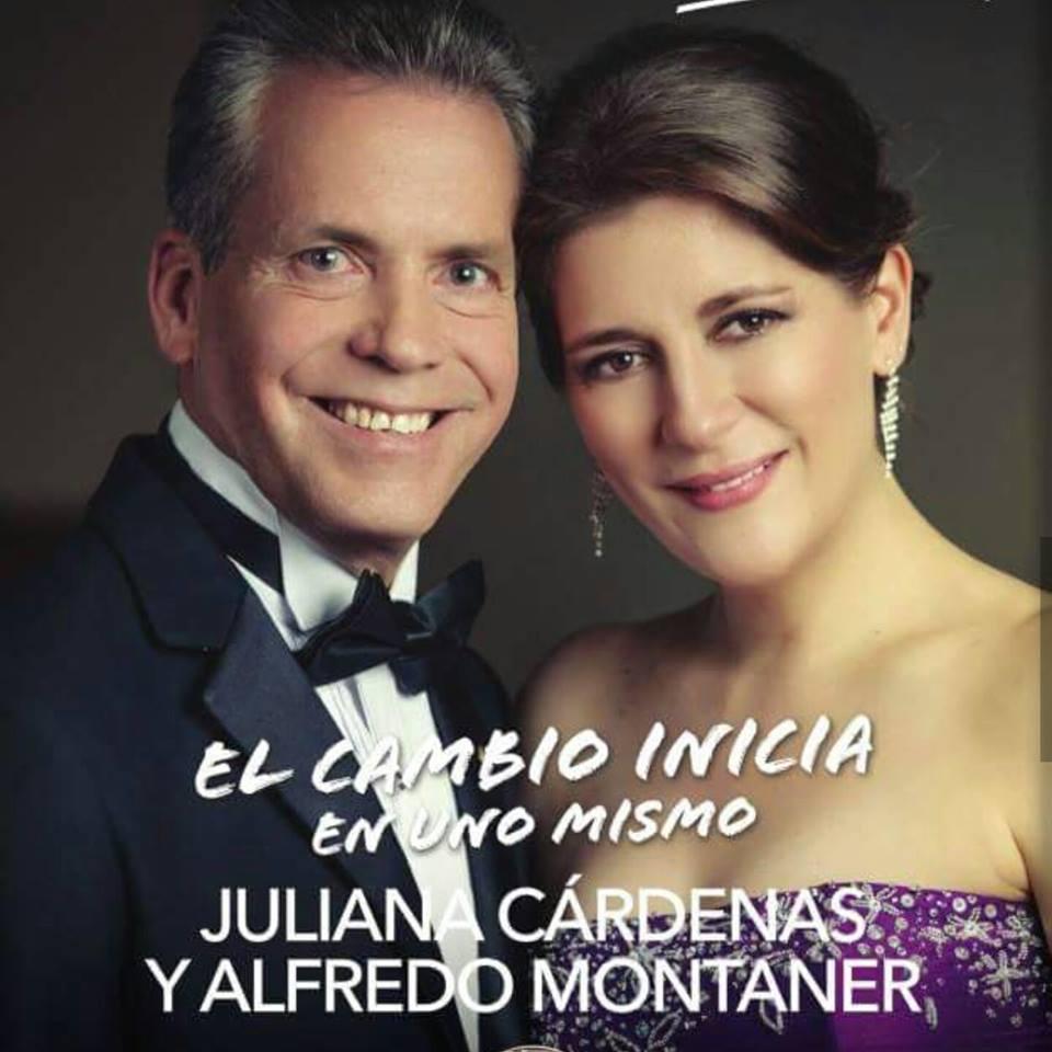 Licdo. Alfredo y Juliana Montaner